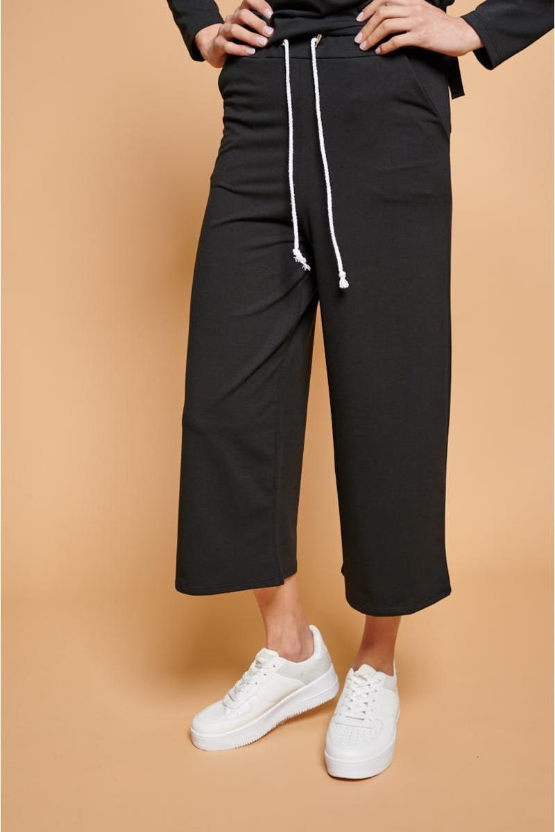 Pantalón jogging culotte
